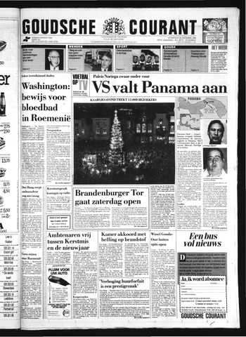 Goudsche Courant 1989-12-20