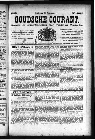 Goudsche Courant 1889-11-28