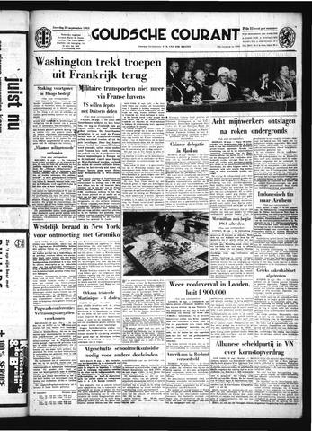 Goudsche Courant 1963-09-28