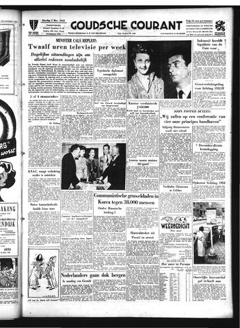 Goudsche Courant 1953-12-01