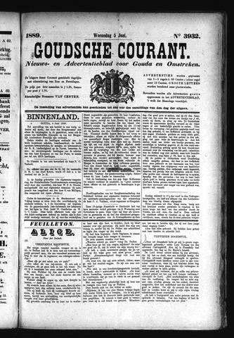 Goudsche Courant 1889-06-05