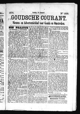 Goudsche Courant 1875-01-10