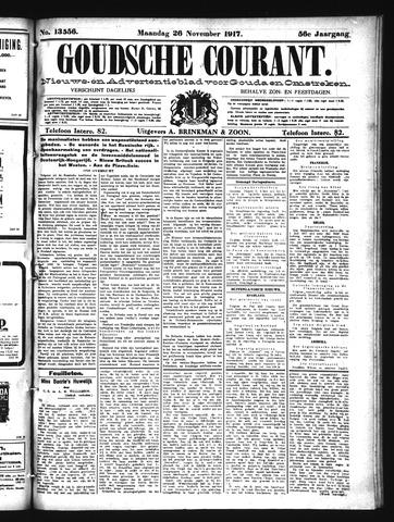 Goudsche Courant 1917-11-26