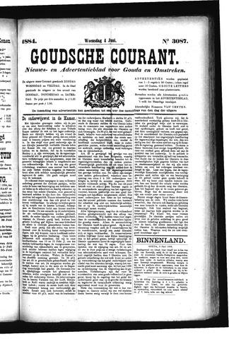 Goudsche Courant 1884-06-04