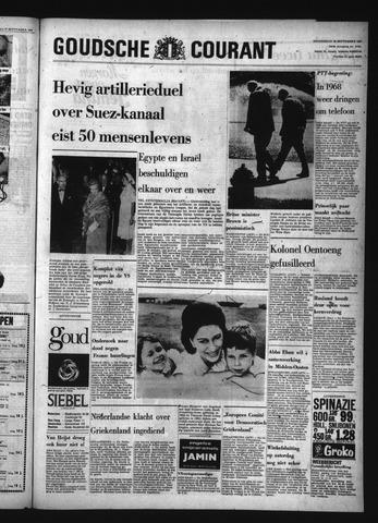 Goudsche Courant 1967-09-28