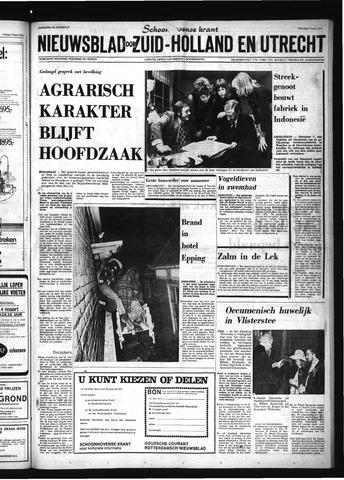 Schoonhovensche Courant 1974-03-04