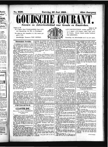 Goudsche Courant 1903-06-20