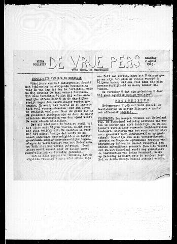 De Vrije Pers 1945-04-02