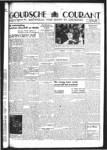 Goudsche Courant 1942-08-18