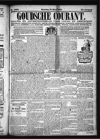 Goudsche Courant 1922-03-20