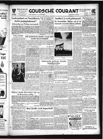 Goudsche Courant 1951-04-17