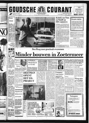 Goudsche Courant 1985-08-30