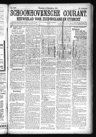 Schoonhovensche Courant 1926-12-13
