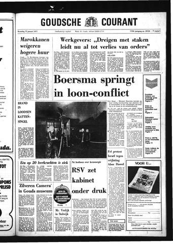 Goudsche Courant 1977-01-12