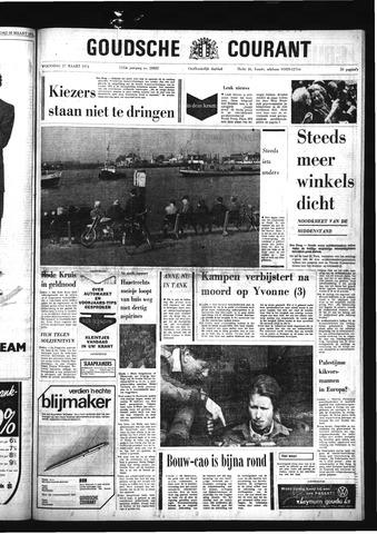 Goudsche Courant 1974-03-27