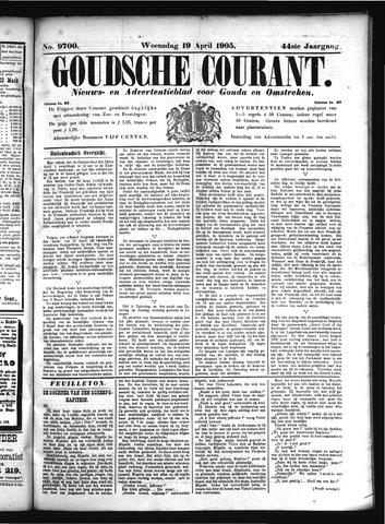 Goudsche Courant 1905-04-19