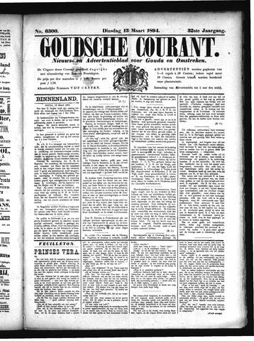 Goudsche Courant 1894-03-13