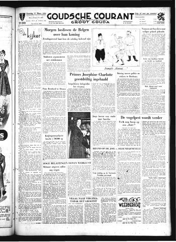 Goudsche Courant 1950-03-11