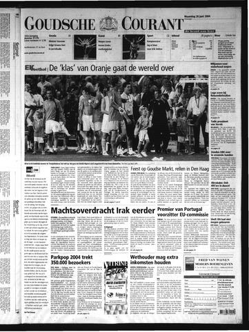 Goudsche Courant 2004-06-28