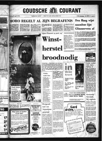 Goudsche Courant 1978-04-25