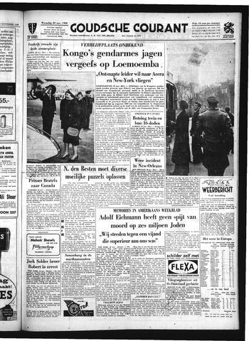 Goudsche Courant 1960-11-30