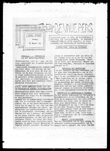 De Vrije Pers 1945-03-25