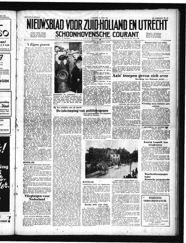 Schoonhovensche Courant 1950-04-21