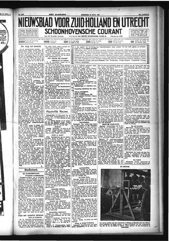 Schoonhovensche Courant 1933-04-12