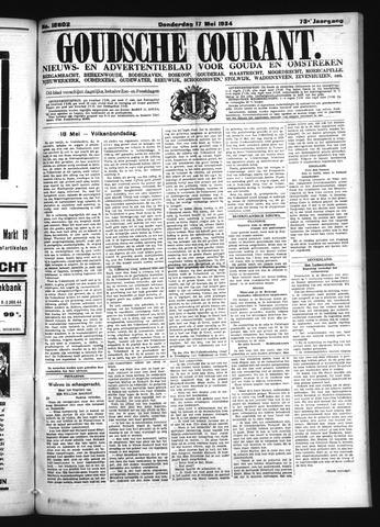 Goudsche Courant 1934-05-17