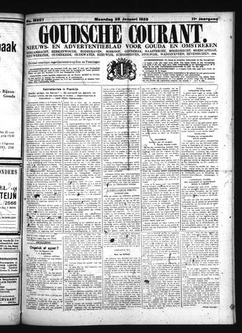 Goudsche Courant 1933-01-30