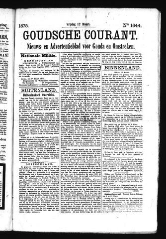Goudsche Courant 1875-03-12