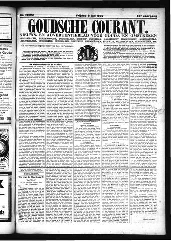 Goudsche Courant 1927-07-08