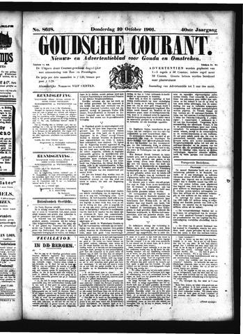 Goudsche Courant 1901-10-10