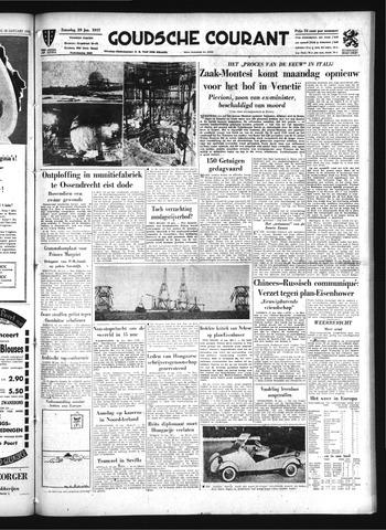 Goudsche Courant 1957-01-19