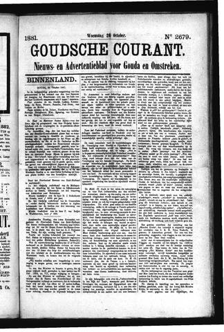 Goudsche Courant 1881-10-26