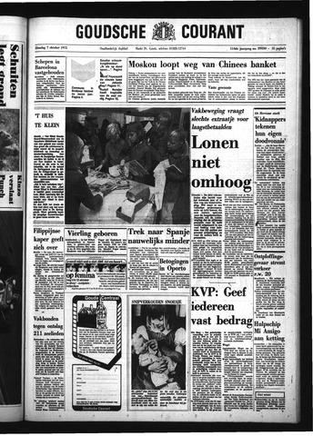 Goudsche Courant 1975-10-07