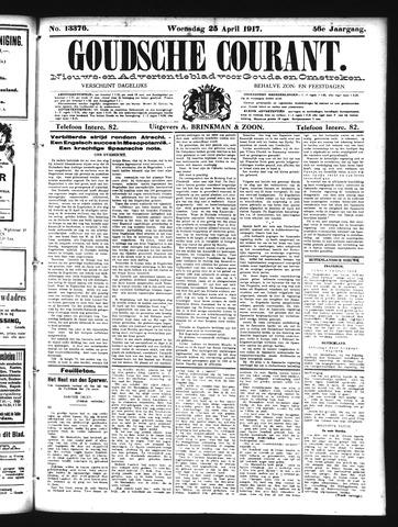 Goudsche Courant 1917-04-25