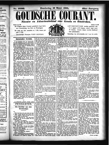 Goudsche Courant 1908-03-19