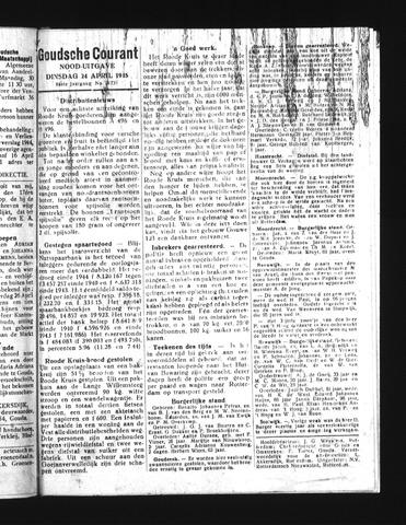 Goudsche Courant 1945-04-24