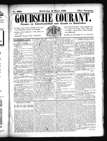 Goudsche Courant 1896-03-12