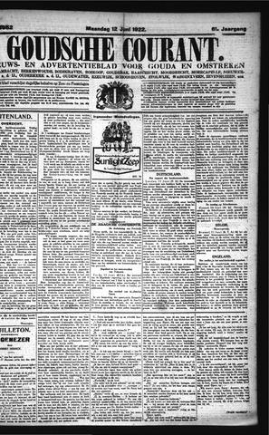 Goudsche Courant 1922-06-12