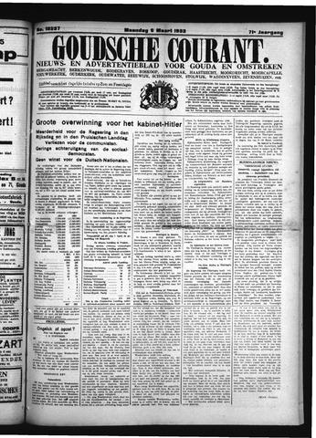 Goudsche Courant 1933-03-06