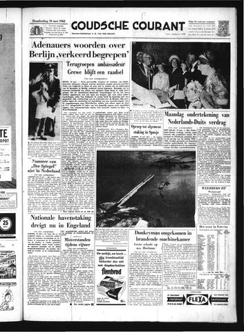 Goudsche Courant 1962-05-10