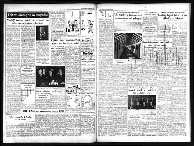 Goudsche Courant 1957-02-25