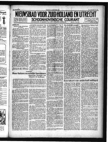 Schoonhovensche Courant 1947-09-17