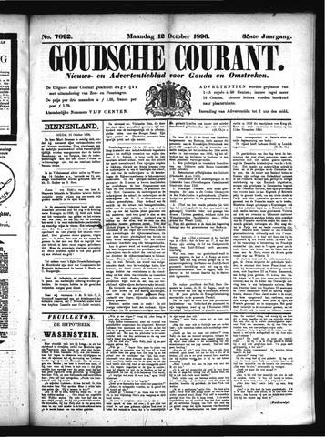 Goudsche Courant 1896-10-12