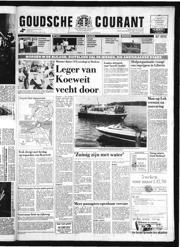 Goudsche Courant 1990-08-03
