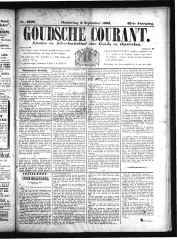 Goudsche Courant 1903-09-03