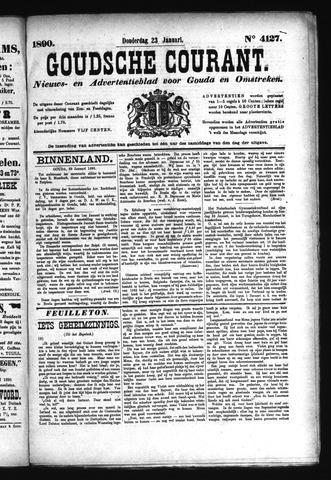 Goudsche Courant 1890-01-23