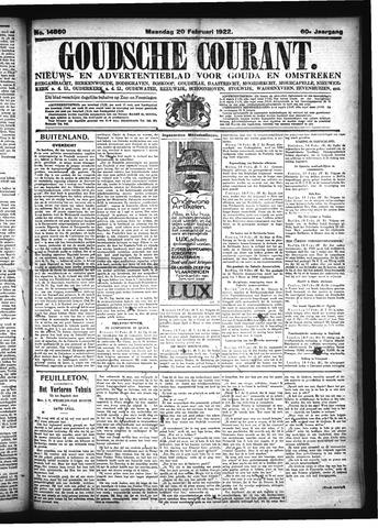 Goudsche Courant 1922-02-20